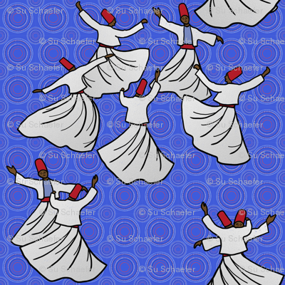 Whirling Dervish Competition, 1966