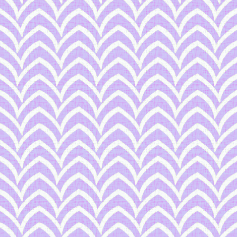 Flying Stripe - Periwinkle  fabric by glimmericks on Spoonflower - custom fabric