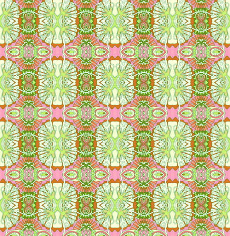 Celebrate the Sixties fabric by edsel2084 on Spoonflower - custom fabric
