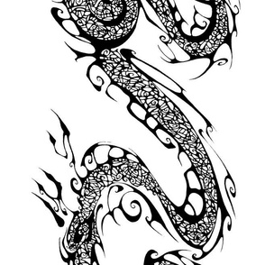 New Inkblot Dragon