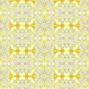 Yellow Filigree