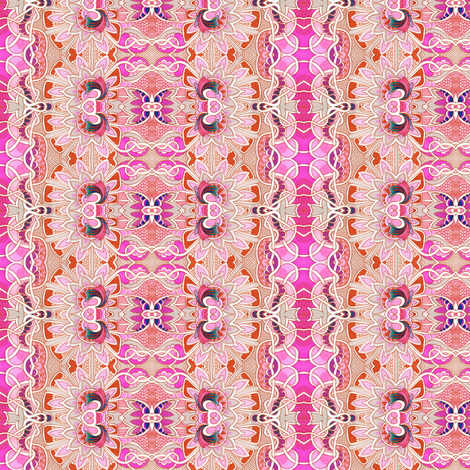 Let's Get Lei'd  fabric by edsel2084 on Spoonflower - custom fabric