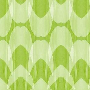 Flaunt It Oval (green)