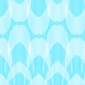 Flaunt It Oval (blue)