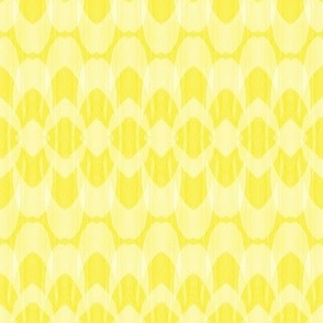 Flaunt It Oval (yellow)