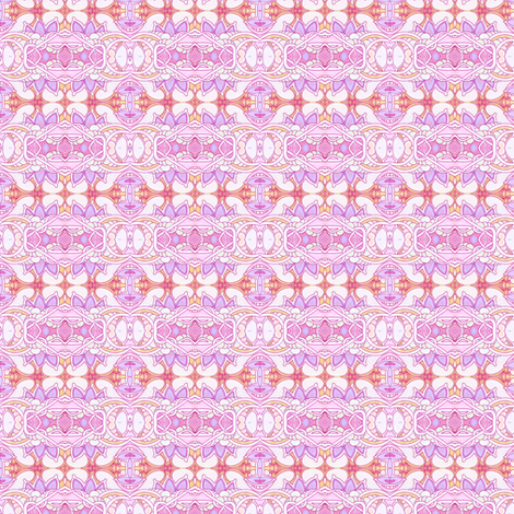 Dinky Pinky fabric by edsel2084 on Spoonflower - custom fabric