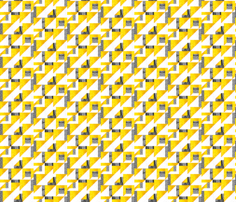 Fun Check fabric by glimmericks on Spoonflower - custom fabric