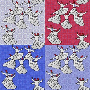 Whirling Dervish Competition, 1964