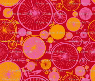 bicycle or grapefruit ?