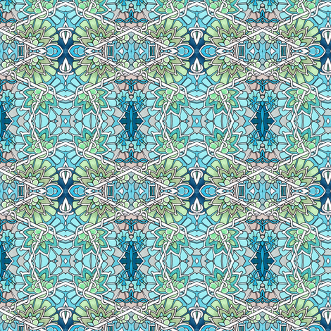 Follow the pastel Brick Road fabric by edsel2084 on Spoonflower - custom fabric