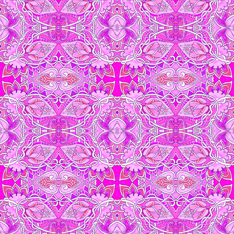 Mmmm Magenta fabric by edsel2084 on Spoonflower - custom fabric