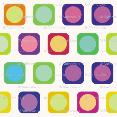 Circle Squares 2, L