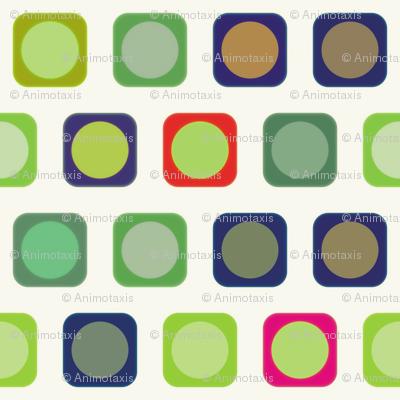 Circle Squares 3, L