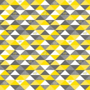 Le Tour Triangles Mixed
