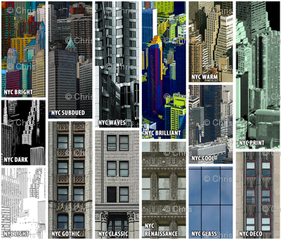 NYC Collection Sampler
