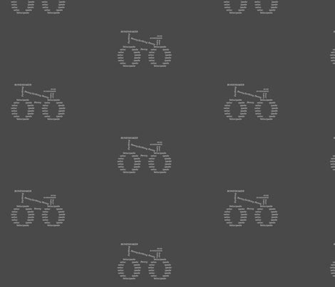 bicycle fabric by moobug on Spoonflower - custom fabric