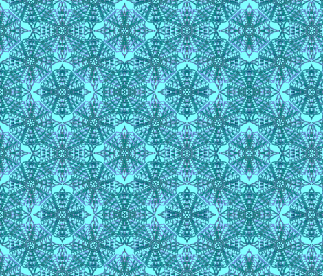 Windmills of my mind fabric by nalo_hopkinson on Spoonflower - custom fabric