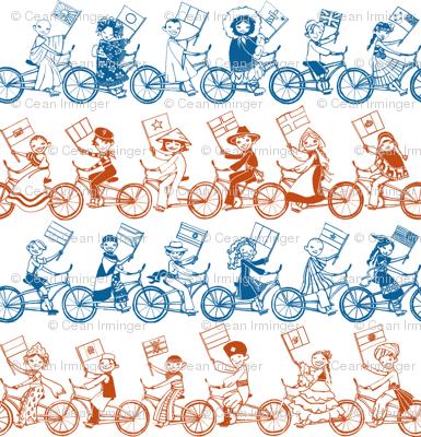 Pan-Tandem Bike Ride