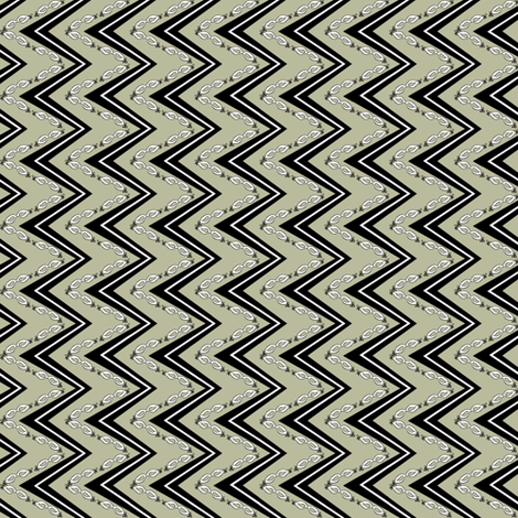 Paramount_Chevron_Small fabric by themasquerade on Spoonflower - custom fabric