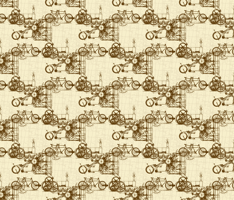Chain Reaction fabric by donna_kallner on Spoonflower - custom fabric