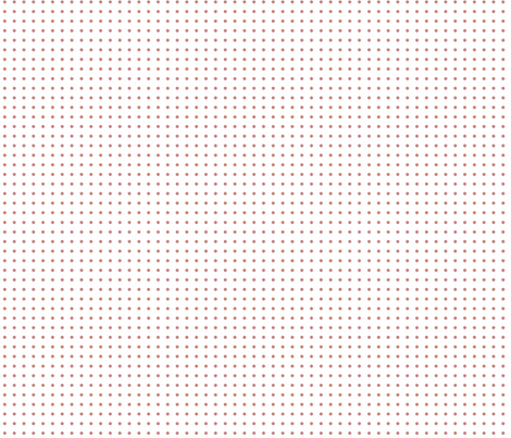 Spot_White fabric by designedtoat on Spoonflower - custom fabric