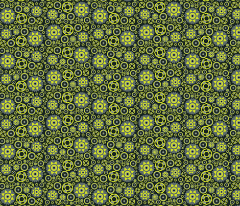 SPROCKETS4 fabric by sophie_buttons on Spoonflower - custom fabric