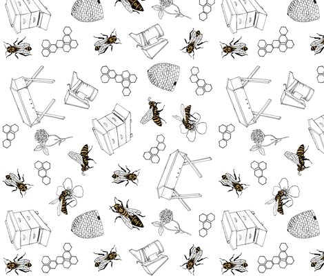 Rrrrbees-_tea_towel1-best_shop_preview