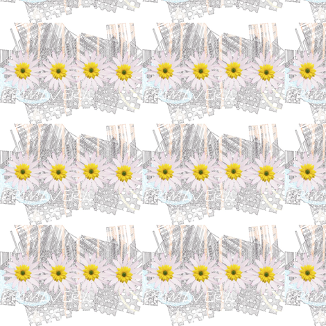 Springtime collection Primavera fabric by _vandecraats on Spoonflower - custom fabric