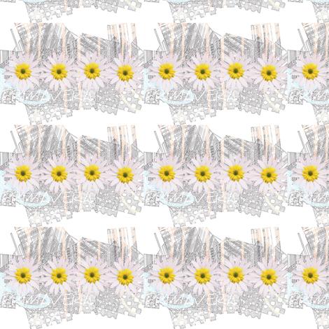 Springtime collection Primavera fabric by _vandecraats on Spoonflower - custom fabric