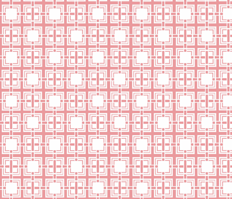 Pink_Weave fabric by designedtoat on Spoonflower - custom fabric