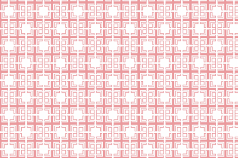 Pink_Weave_ii fabric by designedtoat on Spoonflower - custom fabric
