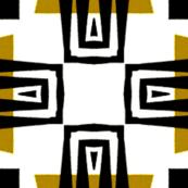 Mid Century Modern Mosaic