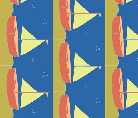 sail_boat fabric by silkhope86 on Spoonflower - custom fabric