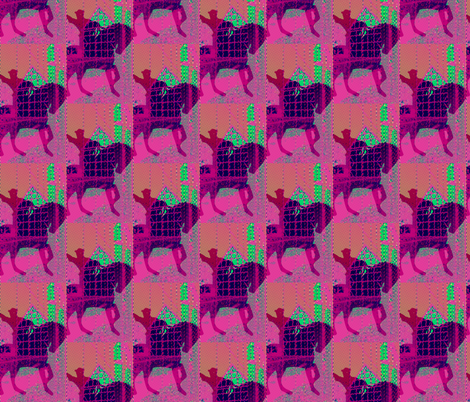 Medieval Denmark fabric by _vandecraats on Spoonflower - custom fabric