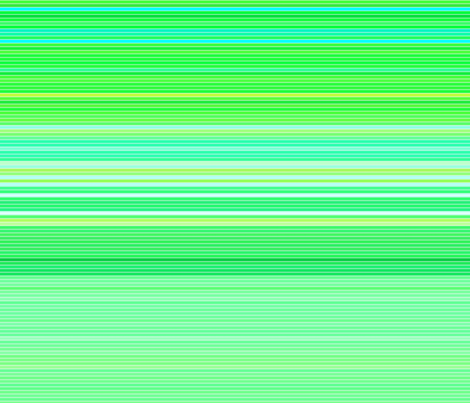 Summer green collection fabric by _vandecraats on Spoonflower - custom fabric