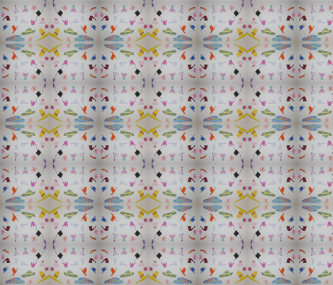 Cami fabric by kckgallery on Spoonflower - custom fabric