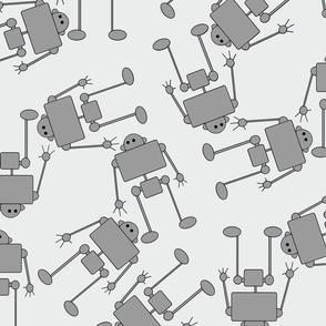 feitrobot-mønster