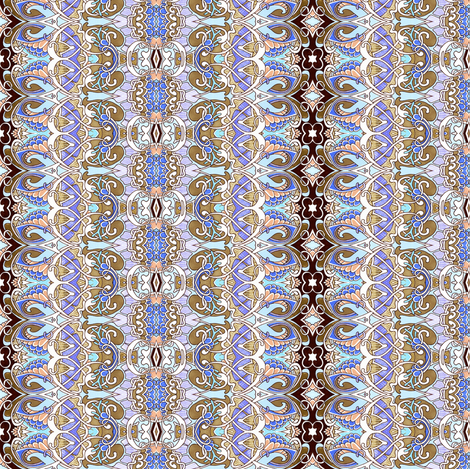 Free Chocolate fabric by edsel2084 on Spoonflower - custom fabric