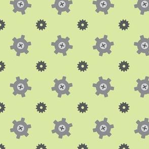 Green gear