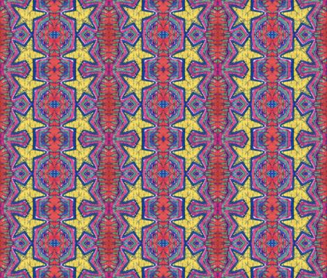 super hero fabric by hooeybatiks on Spoonflower - custom fabric