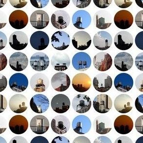 New York Watertowers
