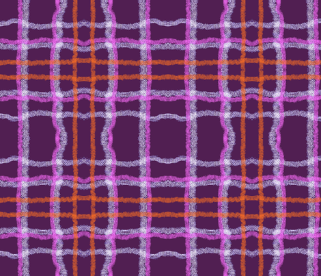 Pickup sticks 2 fabric by nalo_hopkinson on Spoonflower - custom fabric