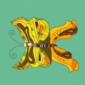 Mod Butterfly