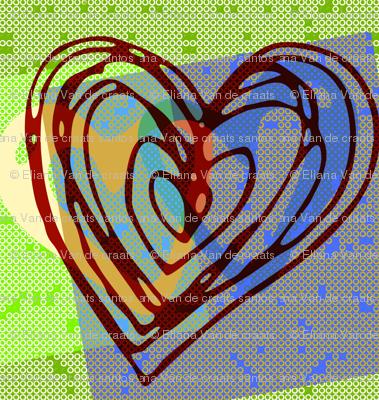 hearts_arty green
