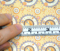 Steampunk Time Machine Doll Fabric Basic  © 2011 by Jane Walker