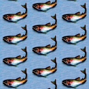 fish on linen 2