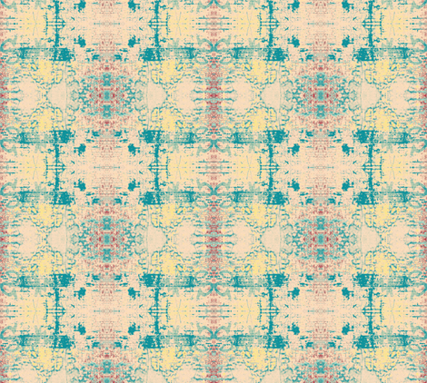 Bombay Sunday Morning Raga fabric by susaninparis on Spoonflower - custom fabric