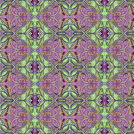 Let's Cheat, OK? fabric by edsel2084 on Spoonflower - custom fabric
