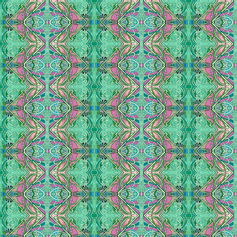 Zig Zag Zing fabric by edsel2084 on Spoonflower - custom fabric