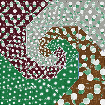 snails_trail_quilt_retro_colors
